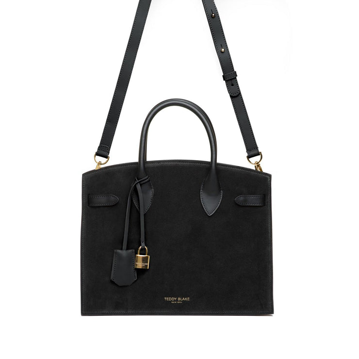 "Kate Duo Leather 12"" - Black"