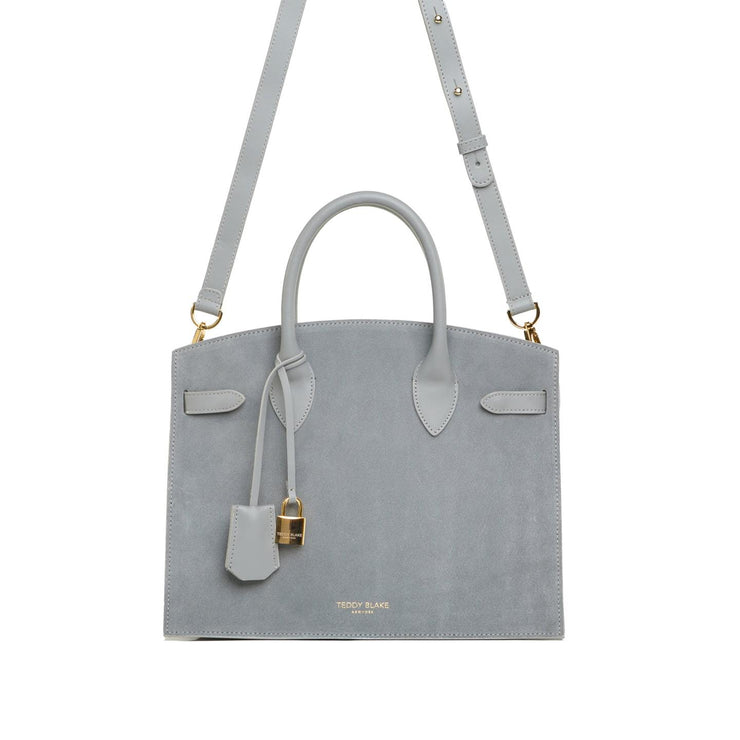 "Kate Duo Leather 12"" - Grey"