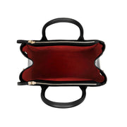"Bella Stampatto 12"" - Black/Red"