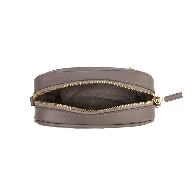 "Zoe Duo Leather 7"" - Beige"