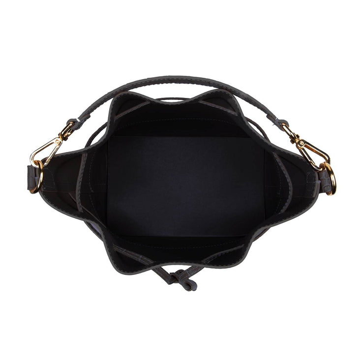 "Eliza Duo Croco 9"" - Black"