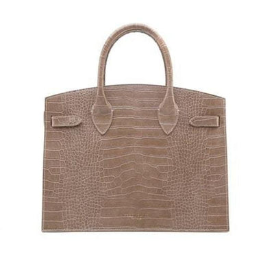 "Kate Croco 12"" - Beige"