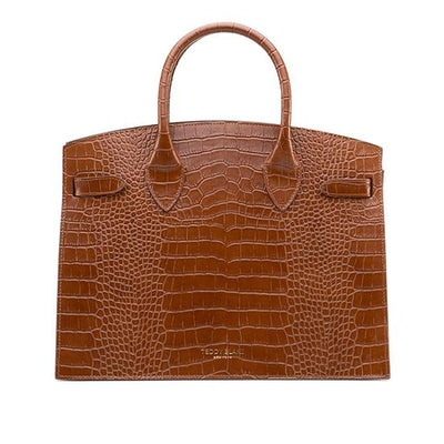 "Kate Croco 15"" - Camel Brown"