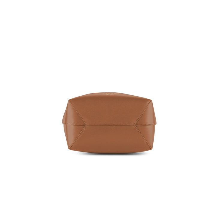 "Eliza Duo Leather 9"" - Camel Brown"