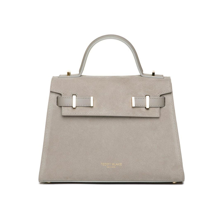 "Ava Duo Leather Gold 11"" - Light Beige"