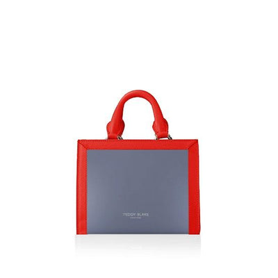 Adelia Duo Gange Small - Grey&Red