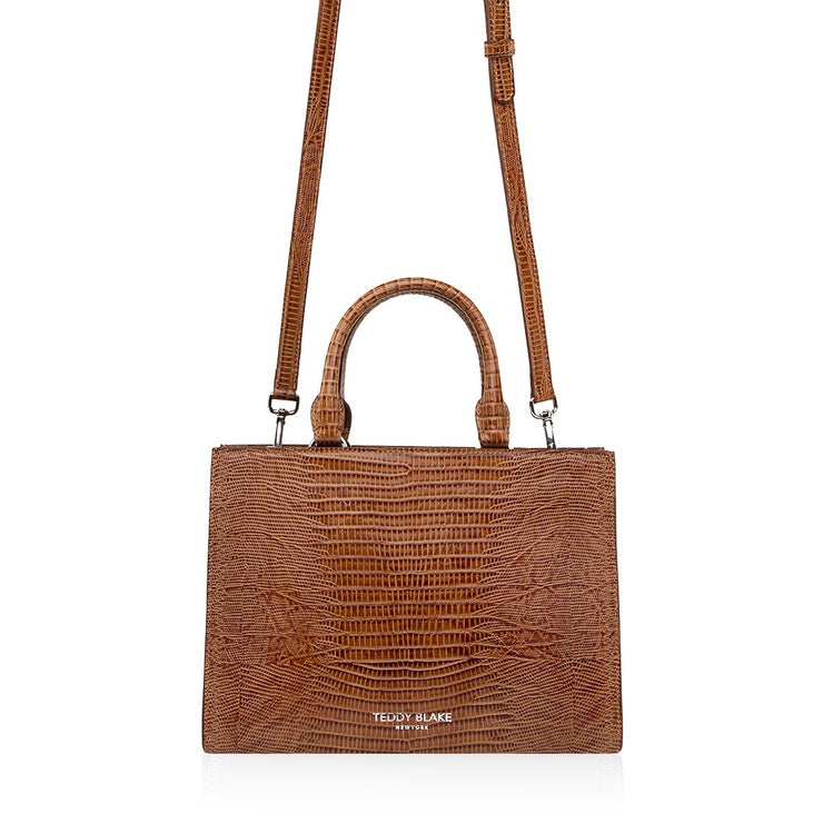 Adelia Lizzard Media - Camel Brown