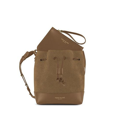 "Eliza Duo Leather 9"" - Light Brown"
