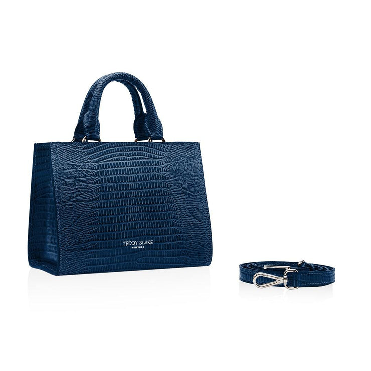 Adelia Lizzard Small - Blue