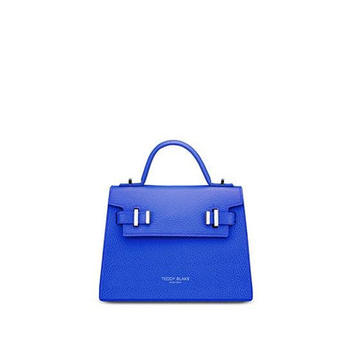 "Ava Silver 9"" - Royal Blue"