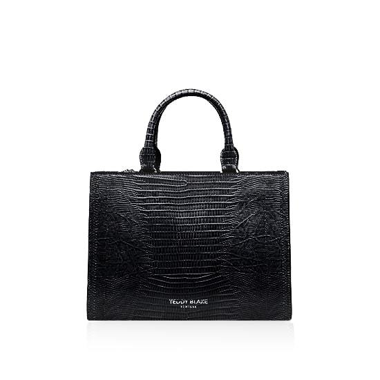 Adelia Lizzard Media - Black