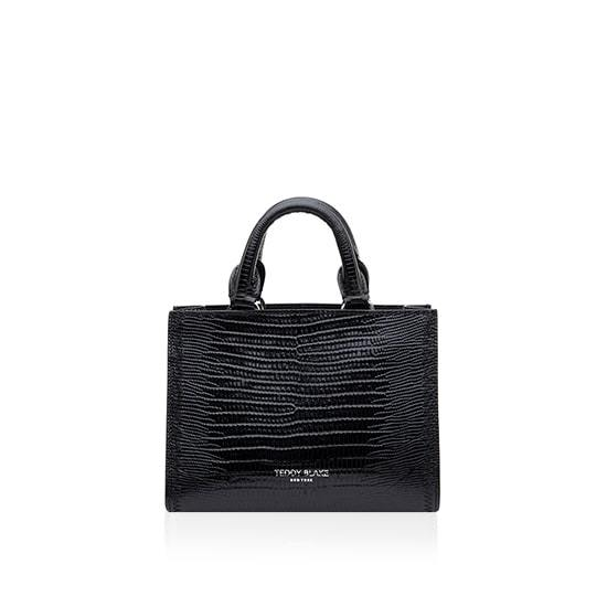 Adelia Lizzard Small - Black