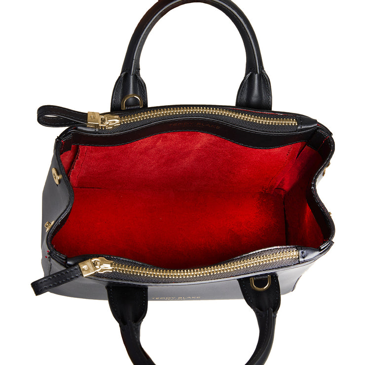 "Bella Vitello 10"" - Black&Red"