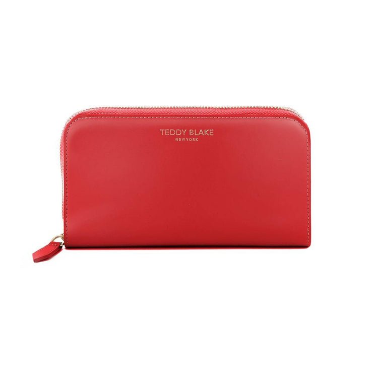 TB Zipwallet Vitello - Red