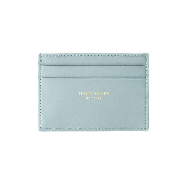 TB Cardholder Vitello - Light Blue