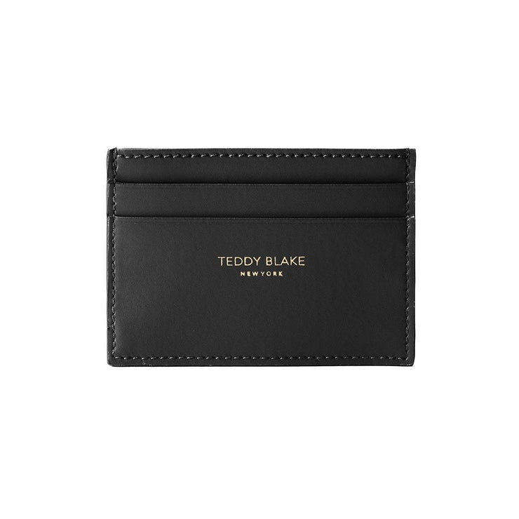 TB Cardholder Vitello - Black