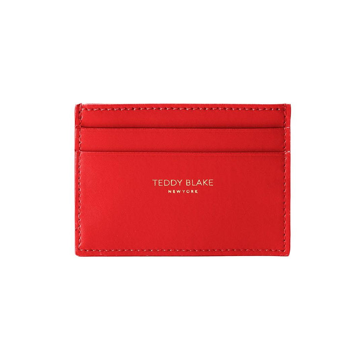 TB Cardholder Vitello - Red