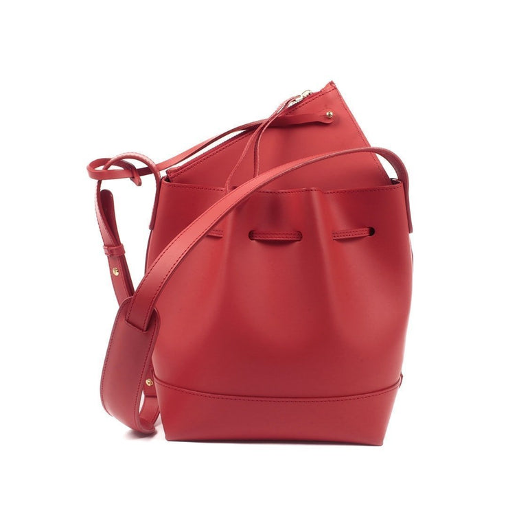 Eliza Vitello 9 - Coral Red/black Eliza