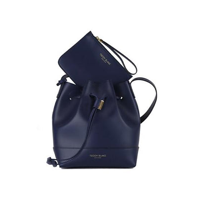 "Eliza Vitello 9"" - Navy&Red"