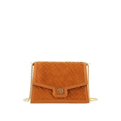 "Sophia Duo Leather 9"" - Camel Brown"