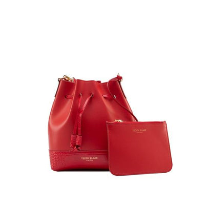 "Eliza Duo Croco 9"" - Red"