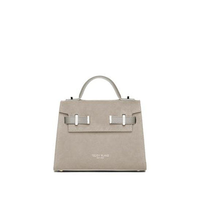 "Ava Duo Leather Gold 9"" - Light Beige"