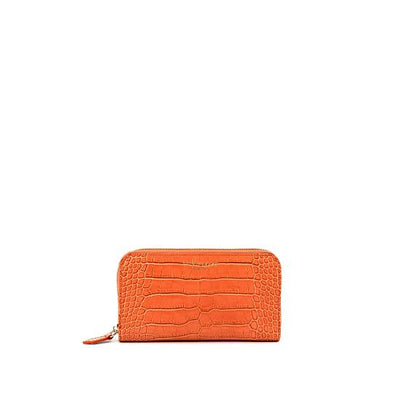 TB Zipwallet Croco - Orange