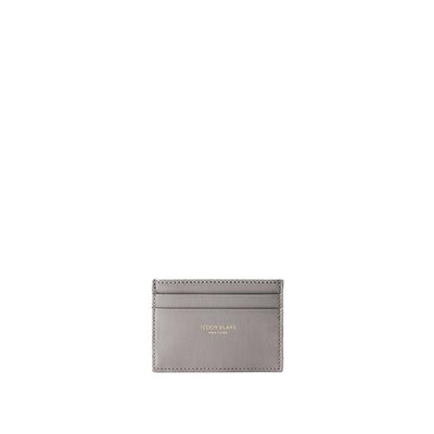 TB Cardholder Vitello - Light Beige