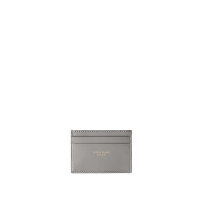TB Cardholder Vitello - Grey