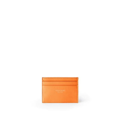 TB Cardholder Vitello - Orange