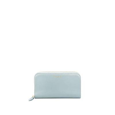 TB Zipwallet Vitello - Light Blue