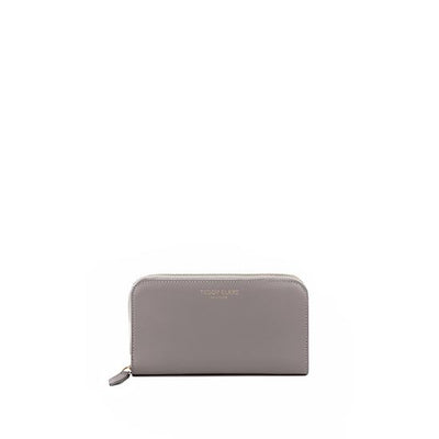 TB Zipwallet Vitello - Grey