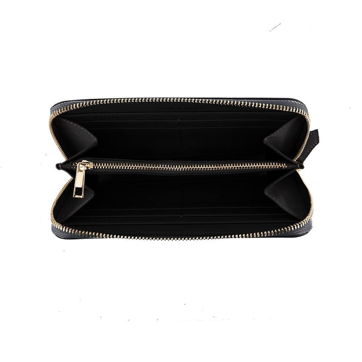 TB Zipwallet Vitello - Black