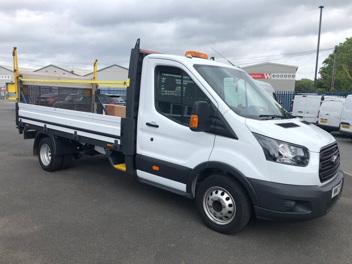 2017 FORD TRANSIT DROPSIDE WITH TAILLIFT