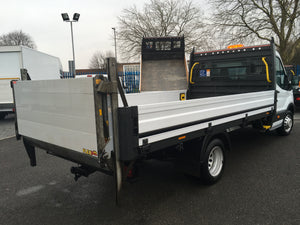 2017 FORD TRANSIT 350 ECF  DROPSIDE WITH TAILLIFT EURO 6