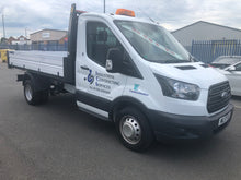 2017 FORD TRANSIT TIPPER