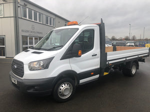 2017/67 FORD TRANSIT 13.6 DROPSIDE