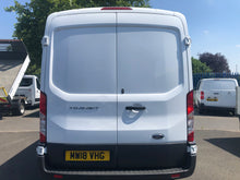 FORD TRANSIT 350 LWB MIDIUM ROOF LARGE VAN
