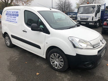 CITREON BERLINGO WITH SAT NAV