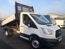 2016 FORD TRANSIT TIPPER