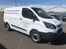 FORD TRANSIT 290 CUSTOM