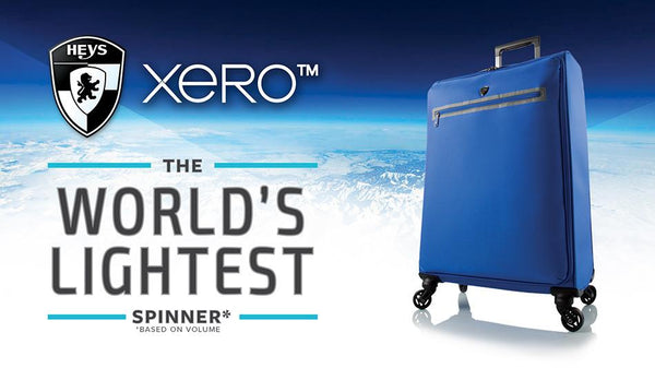 World's Lightest Spinner - Xero