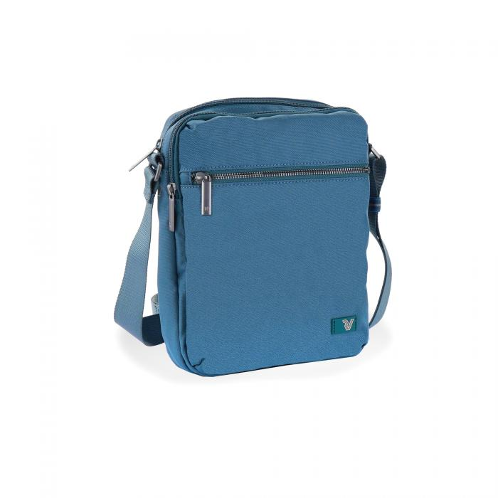 BROOKLYN REVIVE SHOULDER BAG WITH 2 COMPARTMENT