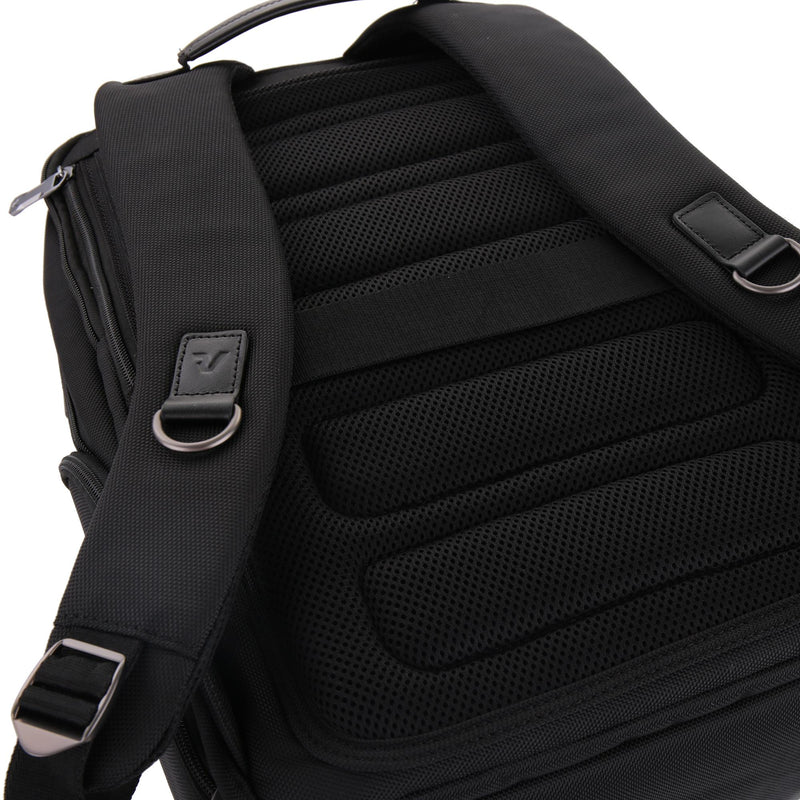 "BIZ 4.0 BACKPACK WITH 15.6"" LAPTOP HOLDER AND USB"