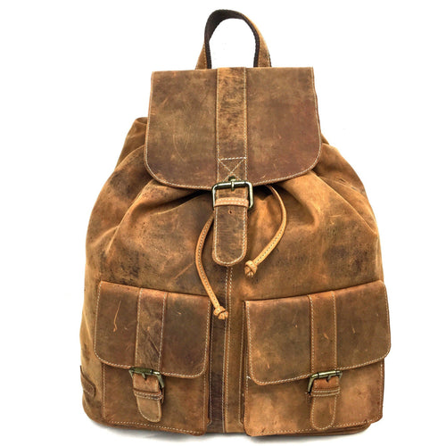 Hunter Drawstring Backpack