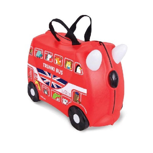 Boris the Red Bus