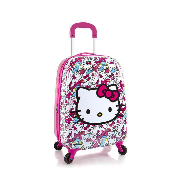 TWEEN SPINNER LUGGAGE - HELLO KITTY