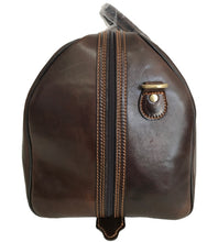 Load image into Gallery viewer, Leather Duffel