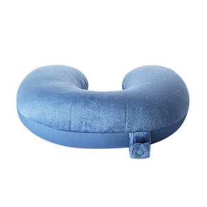 Micro Pearls Travel Neck Pillow