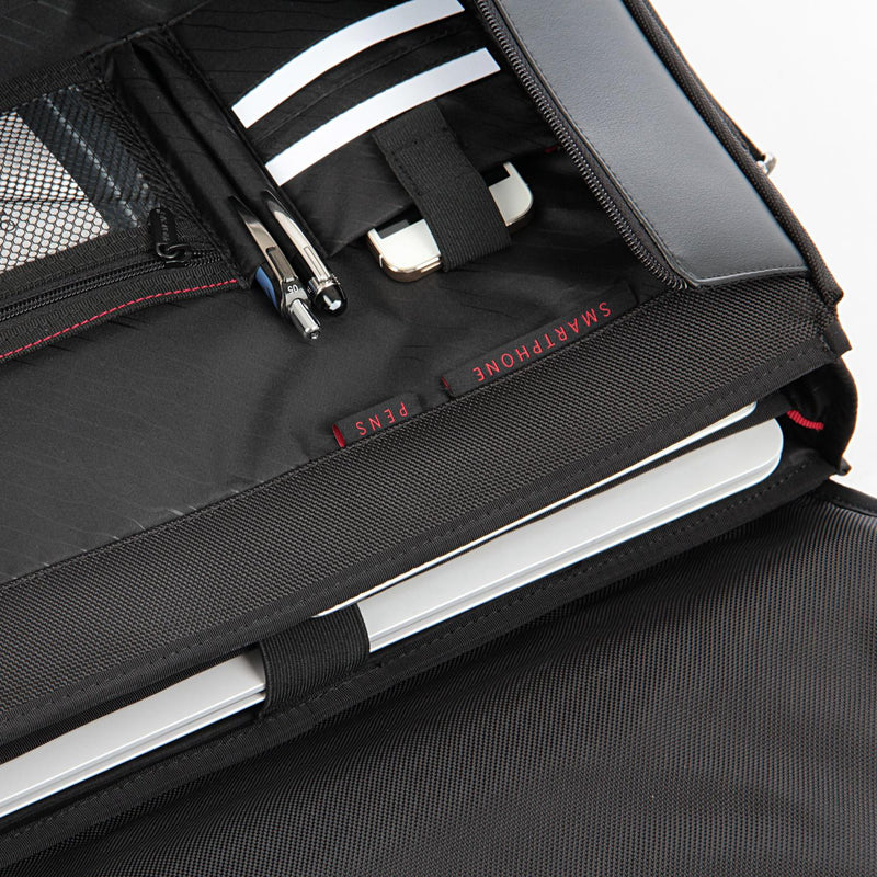 "BIZ 2.0 15.6"" LAPTOP BRIEFCASE"